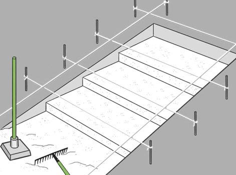 Comment créer un escalier extérieur en bois ? | Leroy Merlin