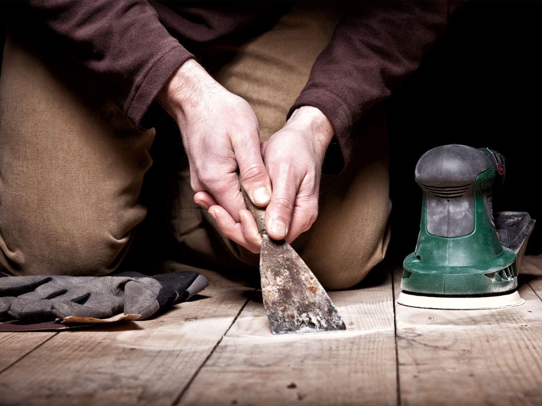Le campus leroy merlin - Comment nettoyer un parquet ancien ...