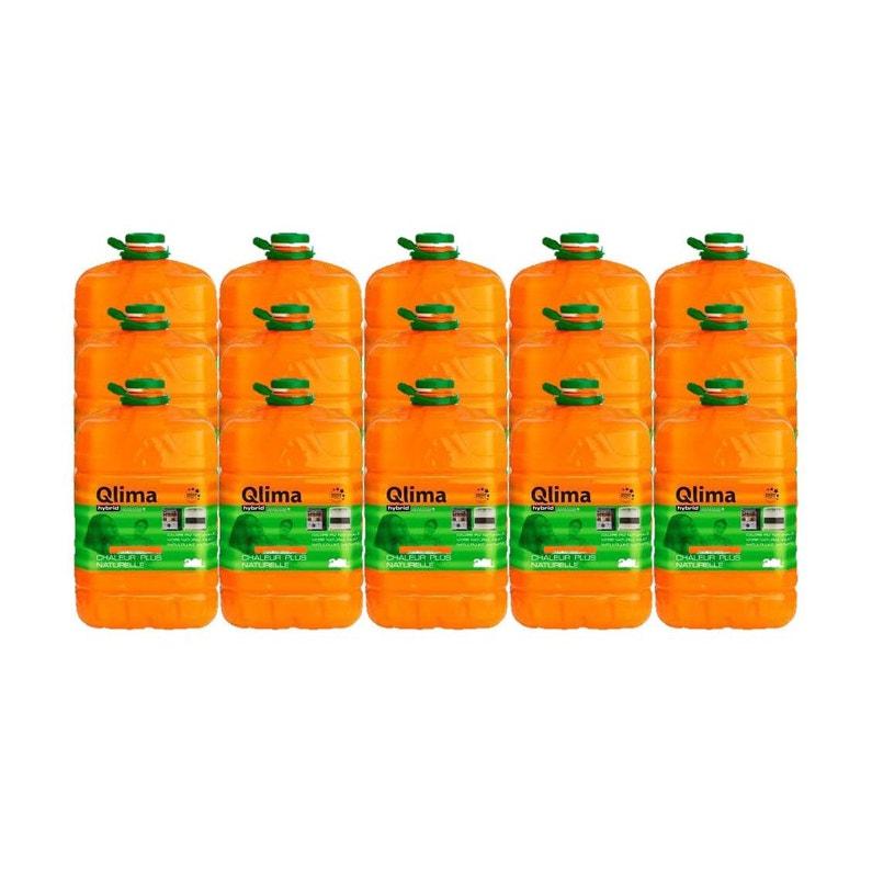 Pétrole Liquide Qlima Hybrid 15x20l 300 L