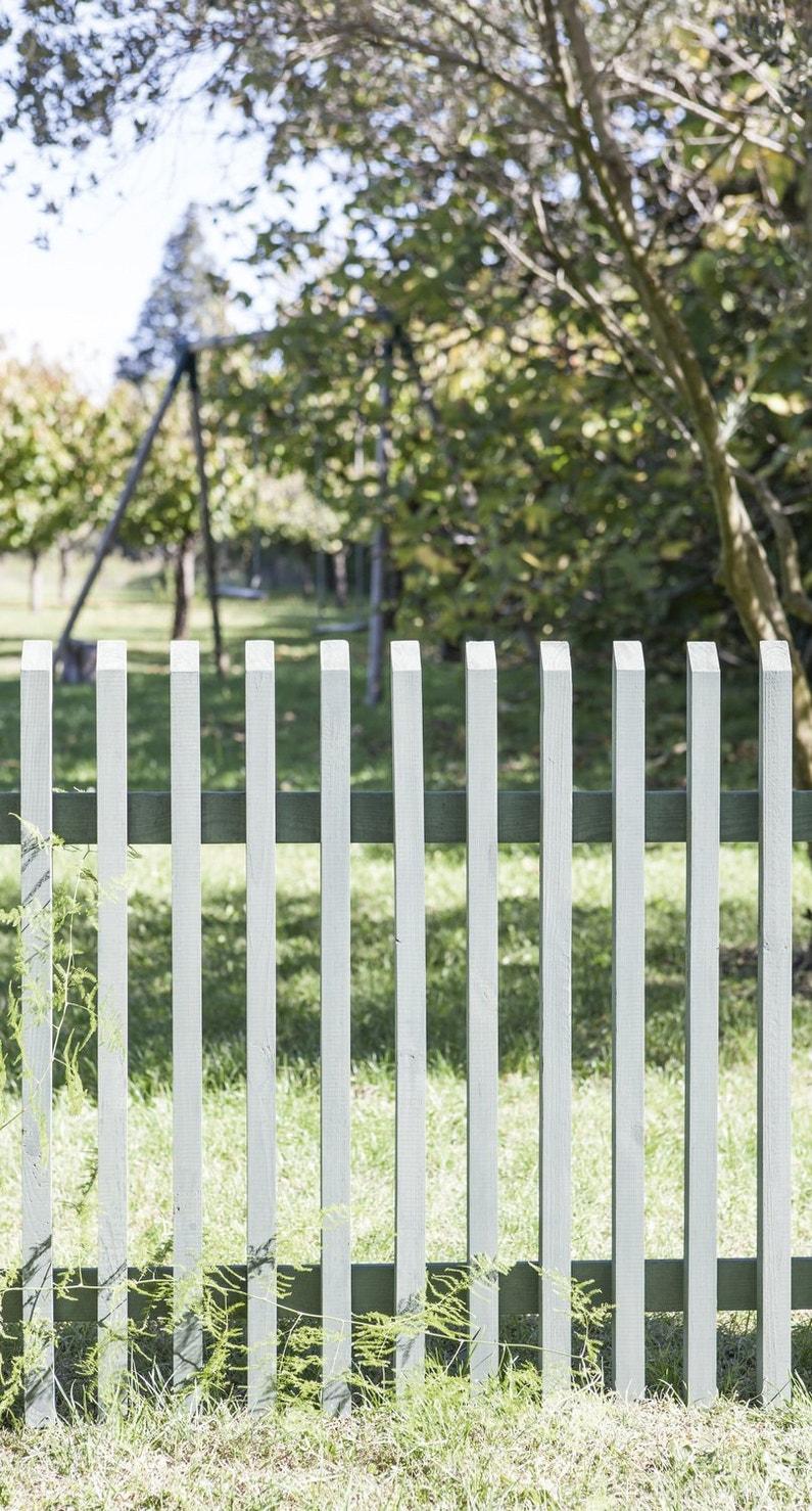 Barrière pour le jardin | Leroy Merlin