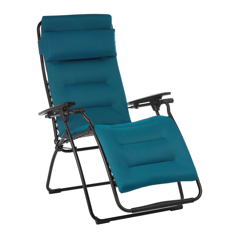 Relax acier en coral comfort de Futura blue jardin air eDEb2IHW9Y