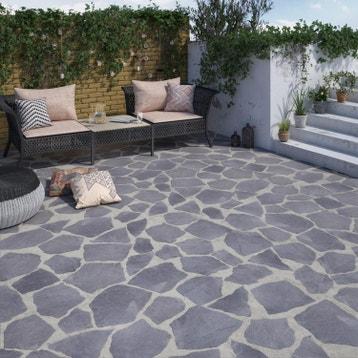 dalle et carrelage ext rieur pierre naturelle et bleue ardoise au meilleur prix leroy merlin. Black Bedroom Furniture Sets. Home Design Ideas