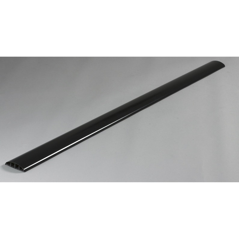 Moulure Noir H 7 5 X P 1 8 Cm Leroy Merlin