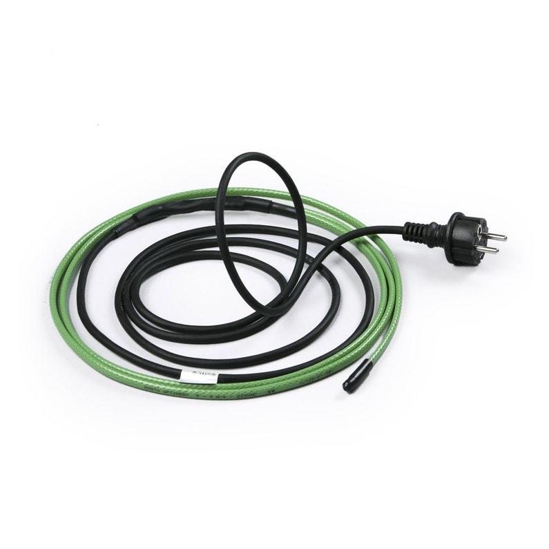 Câble Antigel électrique Extérieur Ensto Efpph 135 W