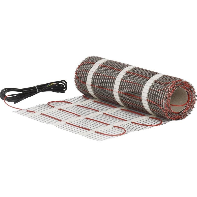 Plancher Chauffant électrique Ensto Efhtm 600 W L1200 X L50 Cm