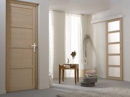 Poser une porte coulissante leroy merlin - Comment reboucher une porte ...