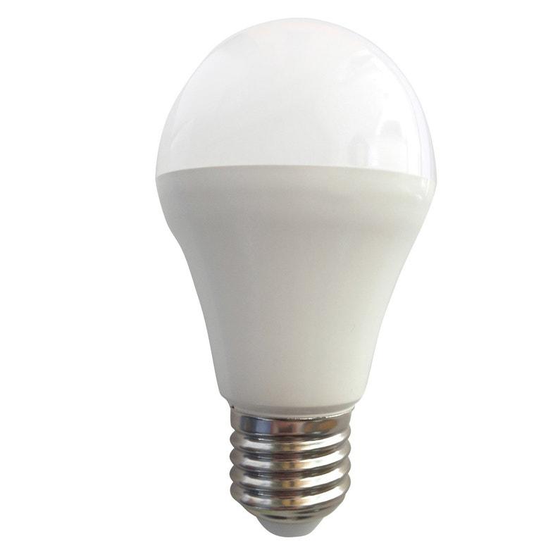 Ampoule Standard Led 9w 806lm équiv 9w E27 3000k 150 Lexman