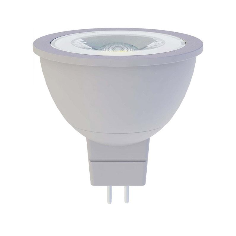 Ampoule Réflecteur Led 7w 621lm équiv 50w Gu5 3 2700k 36 Lexman