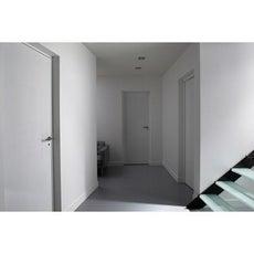 Porte int rieure bloc porte porte fin de chantier - Peindre porte interieur ...