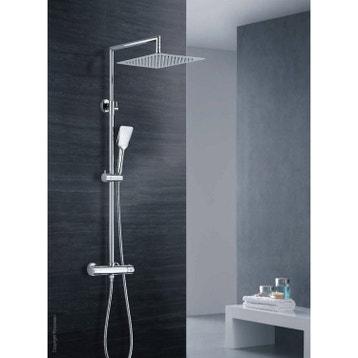 Colonne De Douche Lumineuse barre et colonne de douche - salle de bains au meilleur prix | leroy