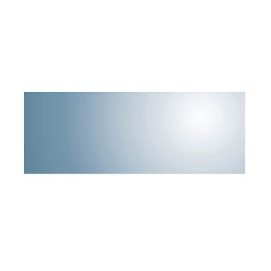 Miroir non lumineux d coup rectangulaire x cm for Miroir rectangulaire 120 cm