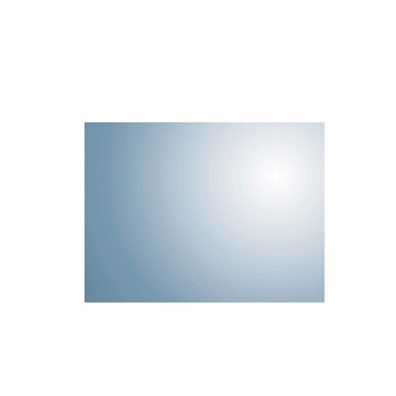 Miroir Non Lumineux Dcoup Rectangulaire L45 X L60 Cm Poli