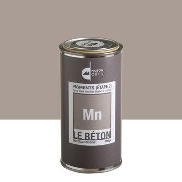 Peinture à effet, Pigment le béton MAISON DECO, mn, 0.2 kg