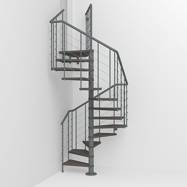 escalier colima on carr cubetube structure acier marche bois leroy merlin. Black Bedroom Furniture Sets. Home Design Ideas