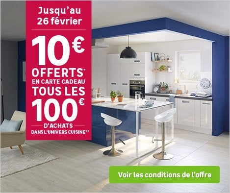 OP Cuisine Offre 10 euros