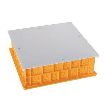 Boîte de dérivation en saillie DEBFLEX 48 entrées