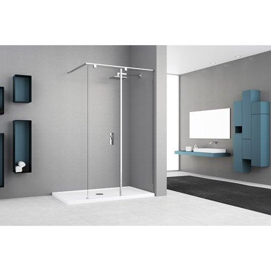 paroi de douche l 39 italienne au meilleur prix leroy merlin. Black Bedroom Furniture Sets. Home Design Ideas