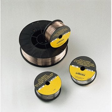 Bobine fil fourré acier 0.9mm 800g DECA