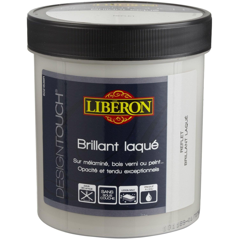 Peinture à Effet Design Touch Laqué LIBERON, Reflet, 0.5 L