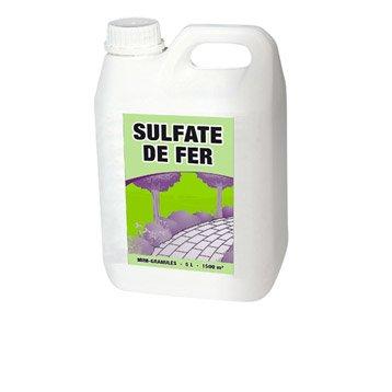 Sulfate de fer polyvalent 5 l