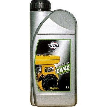Bidon d'huile de chantier WORMS 10WD40 1L