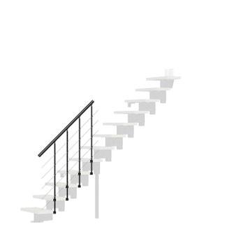 Accessoires Descalier Garde Corp Rambarde Câble