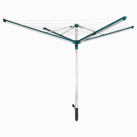 S choir parapluie leifheit linomatic m leroy merlin for Stendibiancheria leroy merlin