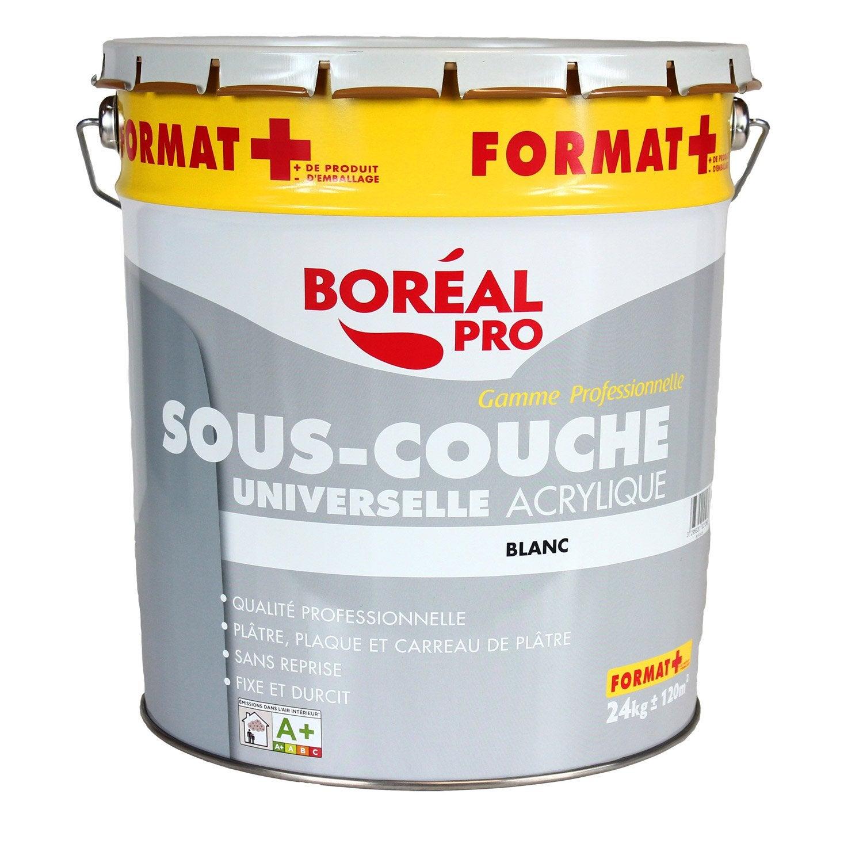 Sous Couche Universelle, Boreal 15 L