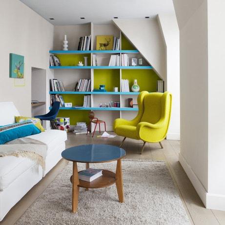De la peinture à l'intérieur des meubles