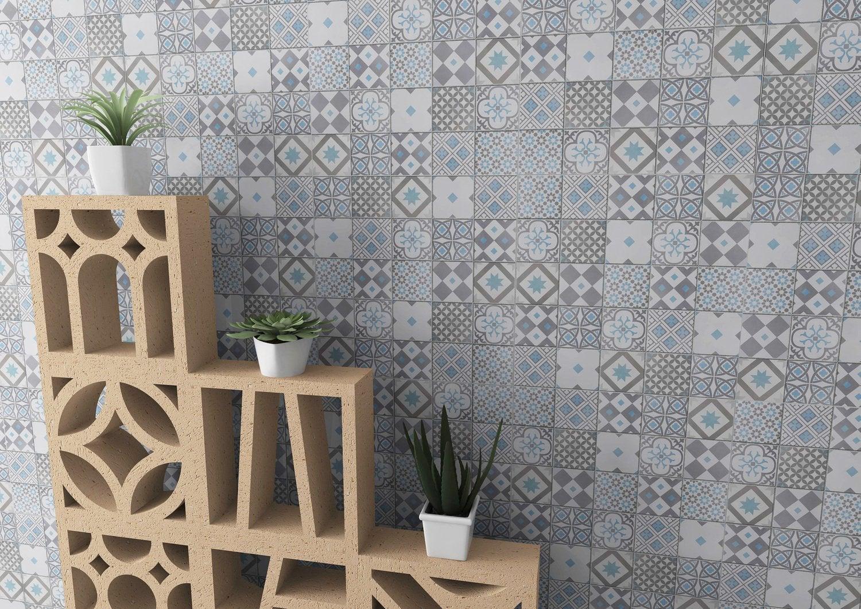 la mosa que revisite les carreaux de ciment leroy merlin. Black Bedroom Furniture Sets. Home Design Ideas