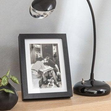 Cadre Milo, 21 x 29.7 cm, noir