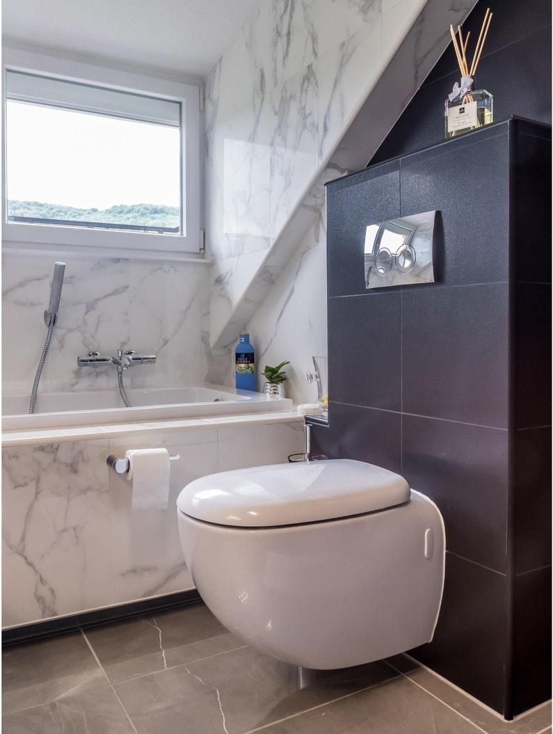 Marque De Toilette Suspendue pack wc suspendu bâti universel, geberit osmose rimfree®
