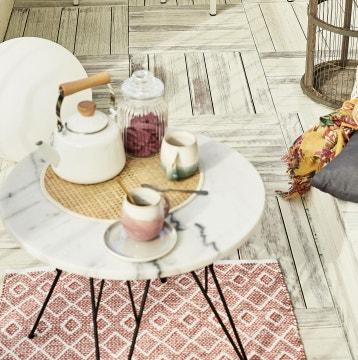 Table Mosaique De Marbre au meilleur prix | Leroy Merlin