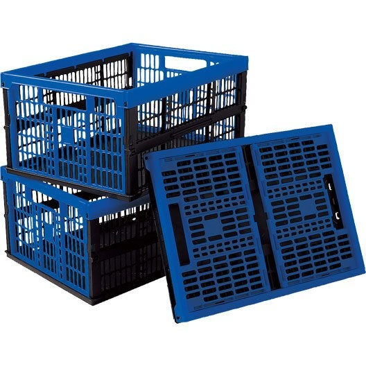Caisses rangement plastique caisse de rangement plastique 7l coffre de rang - Caisse rangement plastique ikea ...
