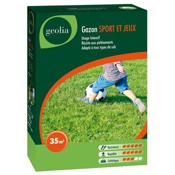 Gazon sport et jeux GEOLIA 35 m²