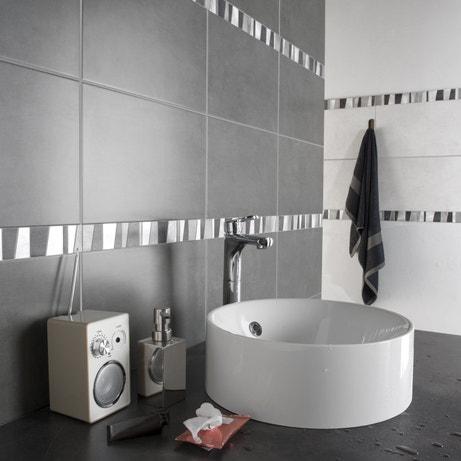 la mosaïque réveille votre salle de bains | leroy merlin - Salle De Bain Avec Mosaique