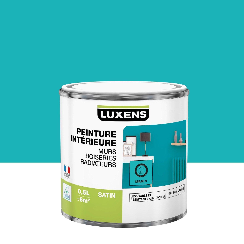 Peinture mur, boiserie, radiateur toutes pièces Multisupports LUXENS, miami 3, s