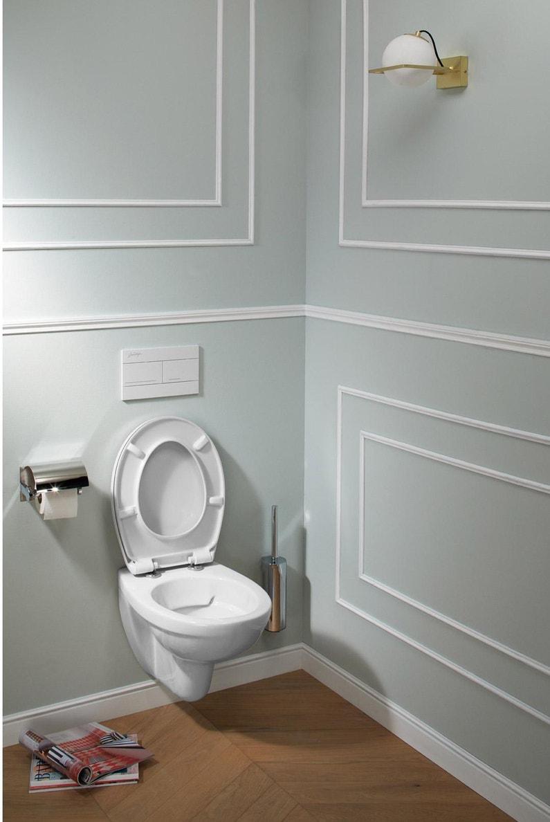 Comment Installer Toilette Suspendu pack wc suspendu bâti universel horizontale marcel jacob delafon