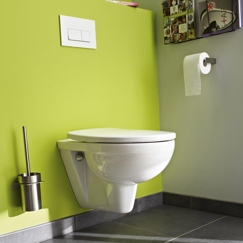 pack wc suspendu b ti universel club design 2 pieds. Black Bedroom Furniture Sets. Home Design Ideas
