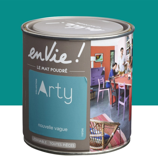 donner du volume avec des zones de couleurs leroy merlin. Black Bedroom Furniture Sets. Home Design Ideas