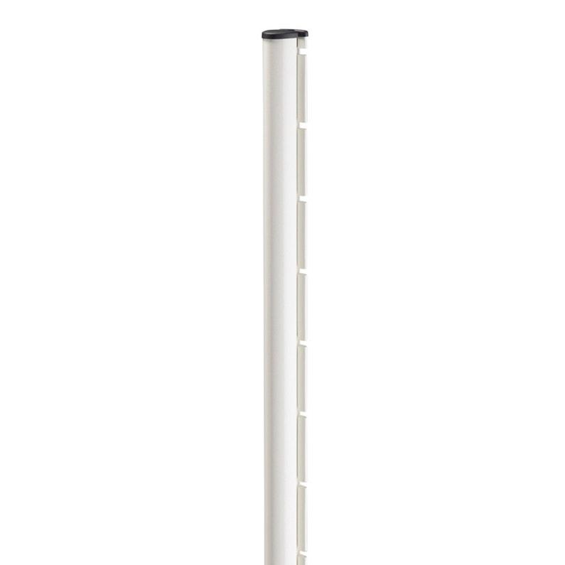 Poteau à Encoche Axor Blanc L48 X P68 X H70 Cm