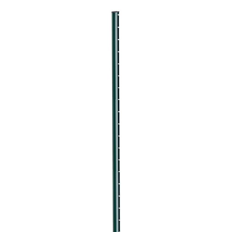 1 Poteau à Encoche Axor Vert L48 X P68 X H240 Cm