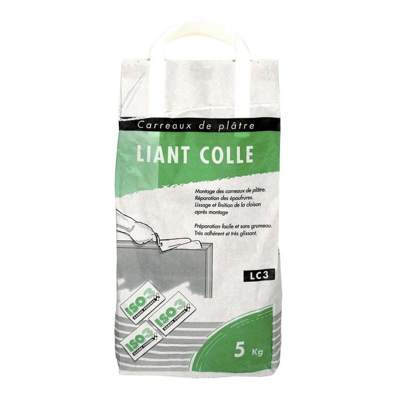 Colle Pour Carreaux De Plâtre Iso3 5 Kg