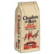 Charbon de bois solide GRILLO'BOIS par 50 l