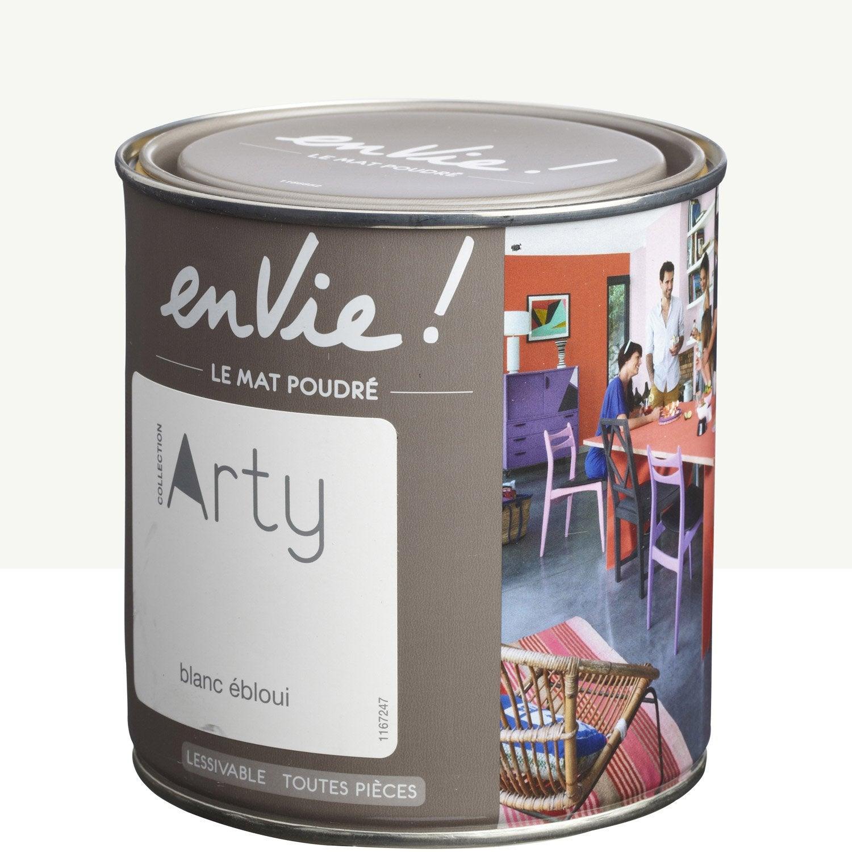 leroy merlin peinture blanche conseils pour un meilleur rendu with leroy merlin peinture. Black Bedroom Furniture Sets. Home Design Ideas