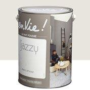 Peinture blanc d'hiver LUXENS Envie collection jazzy 5 l