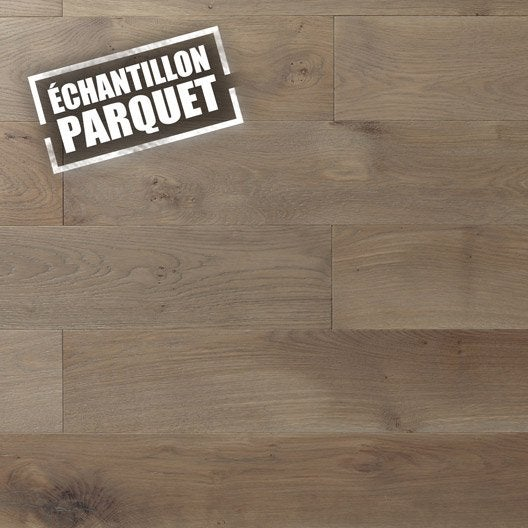 echantillon parquet massif alliance xl ch ne brume vitrifi leroy merlin. Black Bedroom Furniture Sets. Home Design Ideas