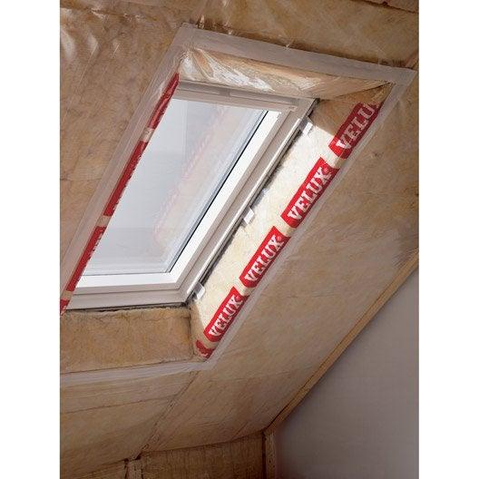 Collerette pare vapeur pour fen tre de toit velux bbx mk08 for Dimension fenetre de toit velux
