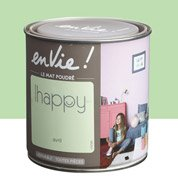 Peinture vert avril LUXENS Envie collection happy 0.5 l