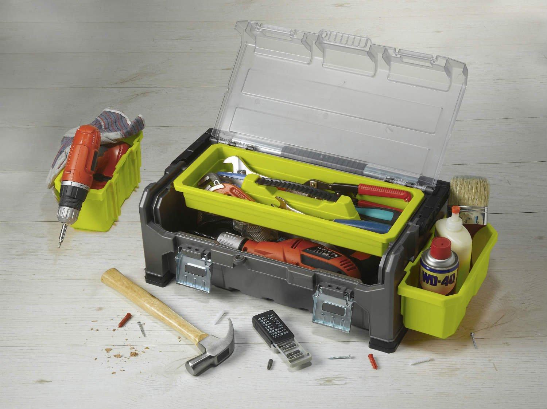 L'indispensable de la caisse à outils